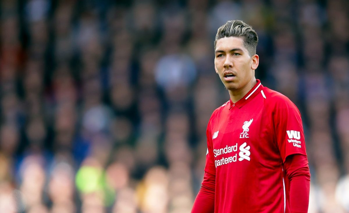 Firmino Injury Doubt For Nou Camp Clash