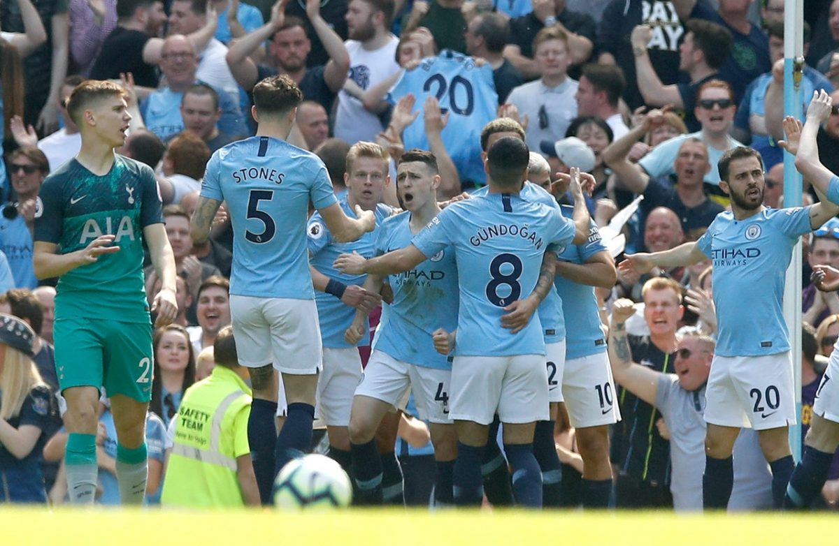 Foden Rules Out City Exit Talk