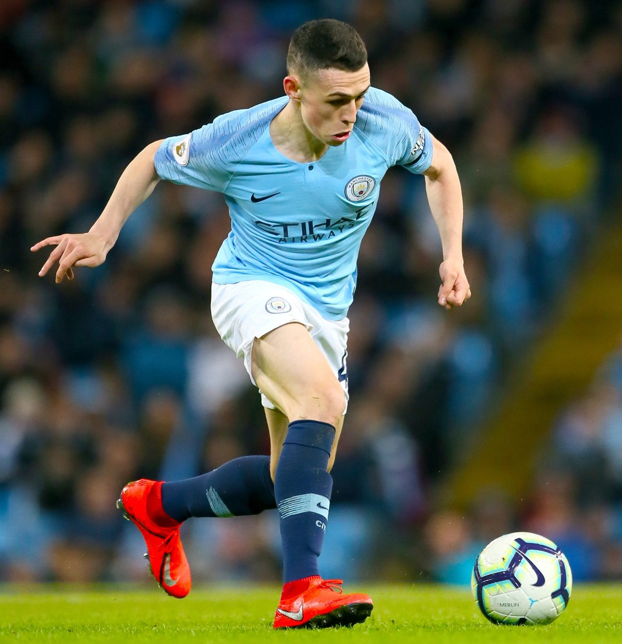 Guardiola Expected 'Special' Foden's Rise