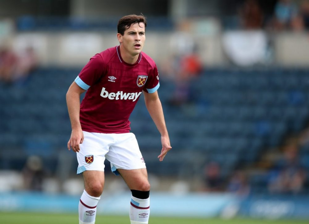 West Ham Midfielder Targets First Team