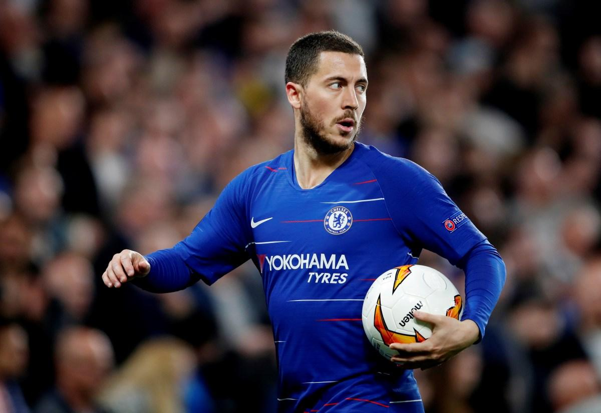 Hazard Expected To Face Clarets