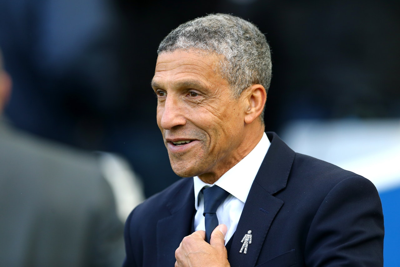 Hughton Relief As Seagulls Fight Back