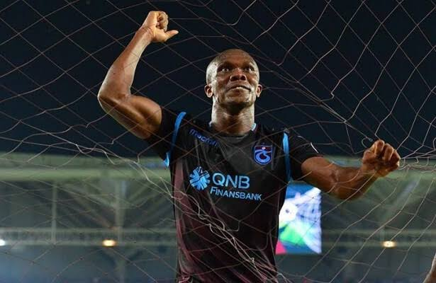 Nwakaeme Hits Goal No.10 In Turkey