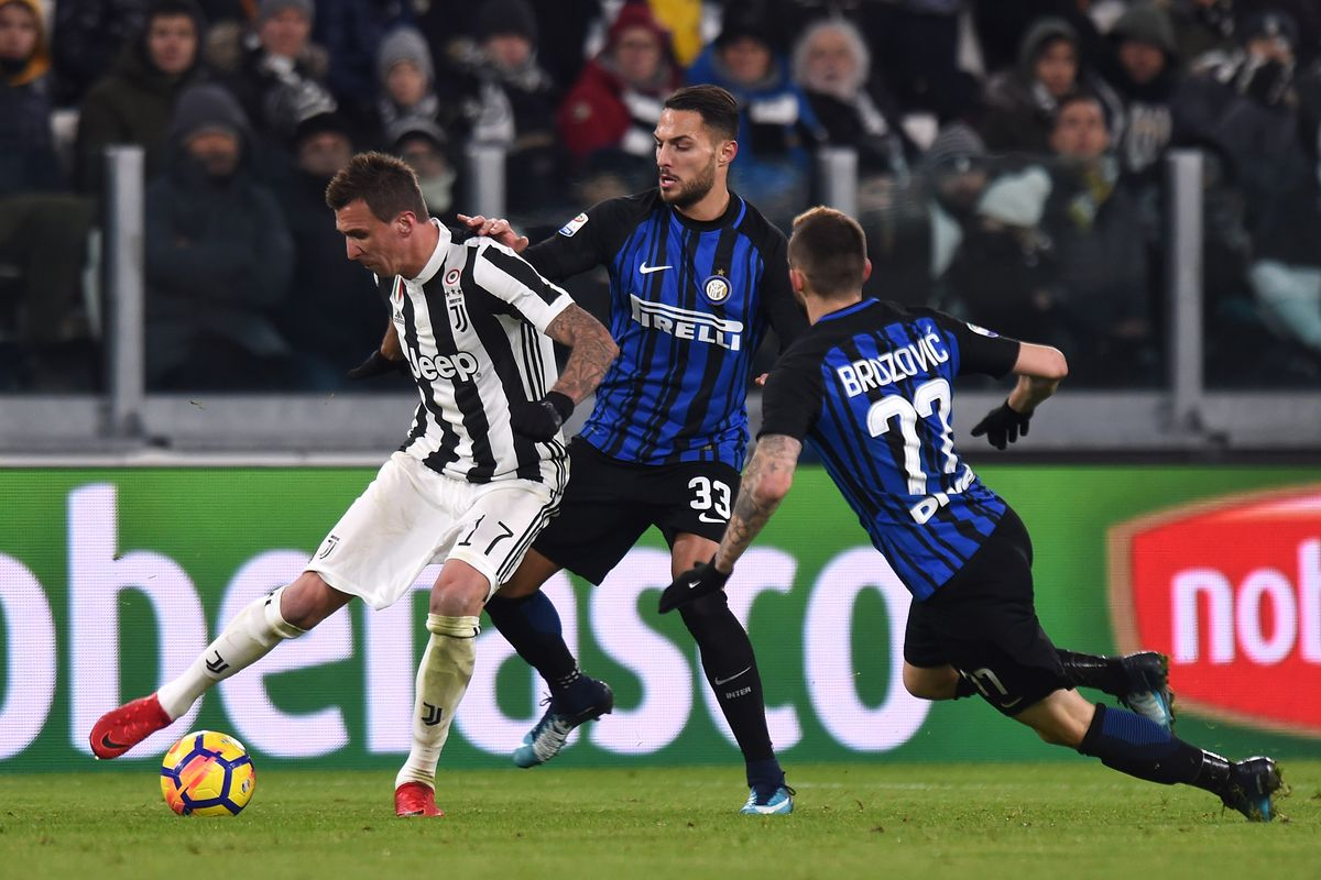 Serie A round 34 Preview: Inter Milan Could Cut Gap To Napoli With Win Over Juventus