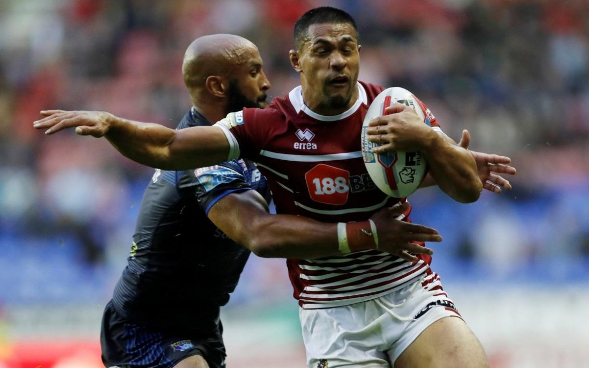 Isa Relishing Saints Test