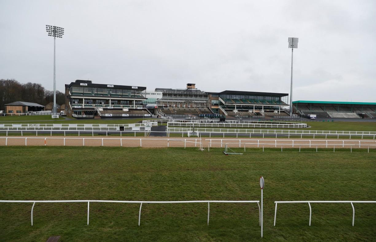 Laurens Set For Newcastle Gallop