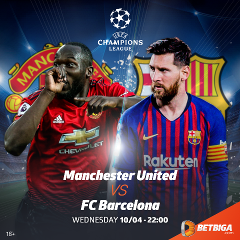 UCL Preview: Manchester United VS Barcelona