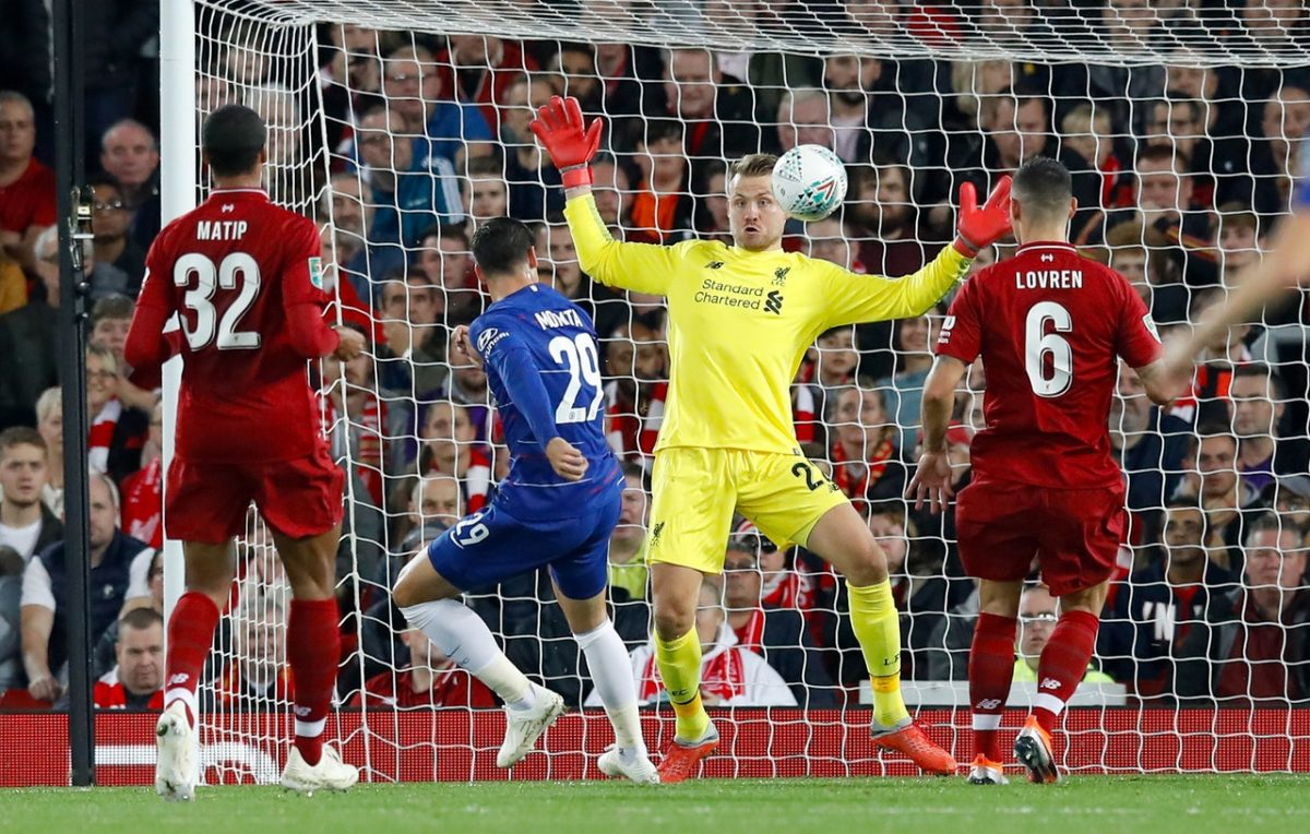 Mignolet – No Similarities Between Us And 2014 Team