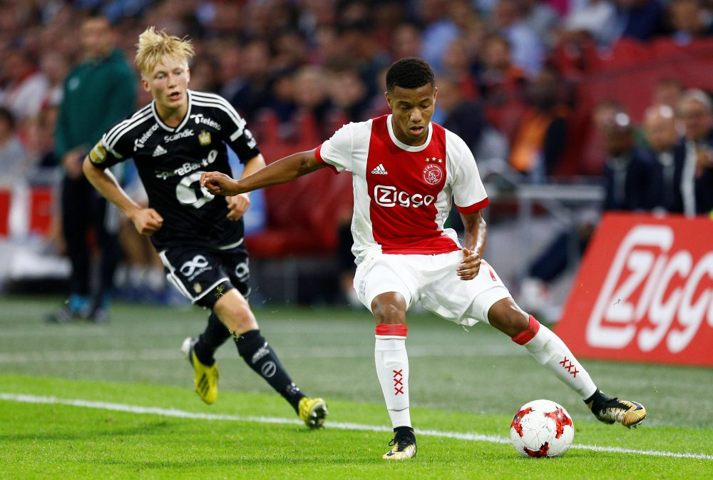 PSG Face Fight For Ajax Ace