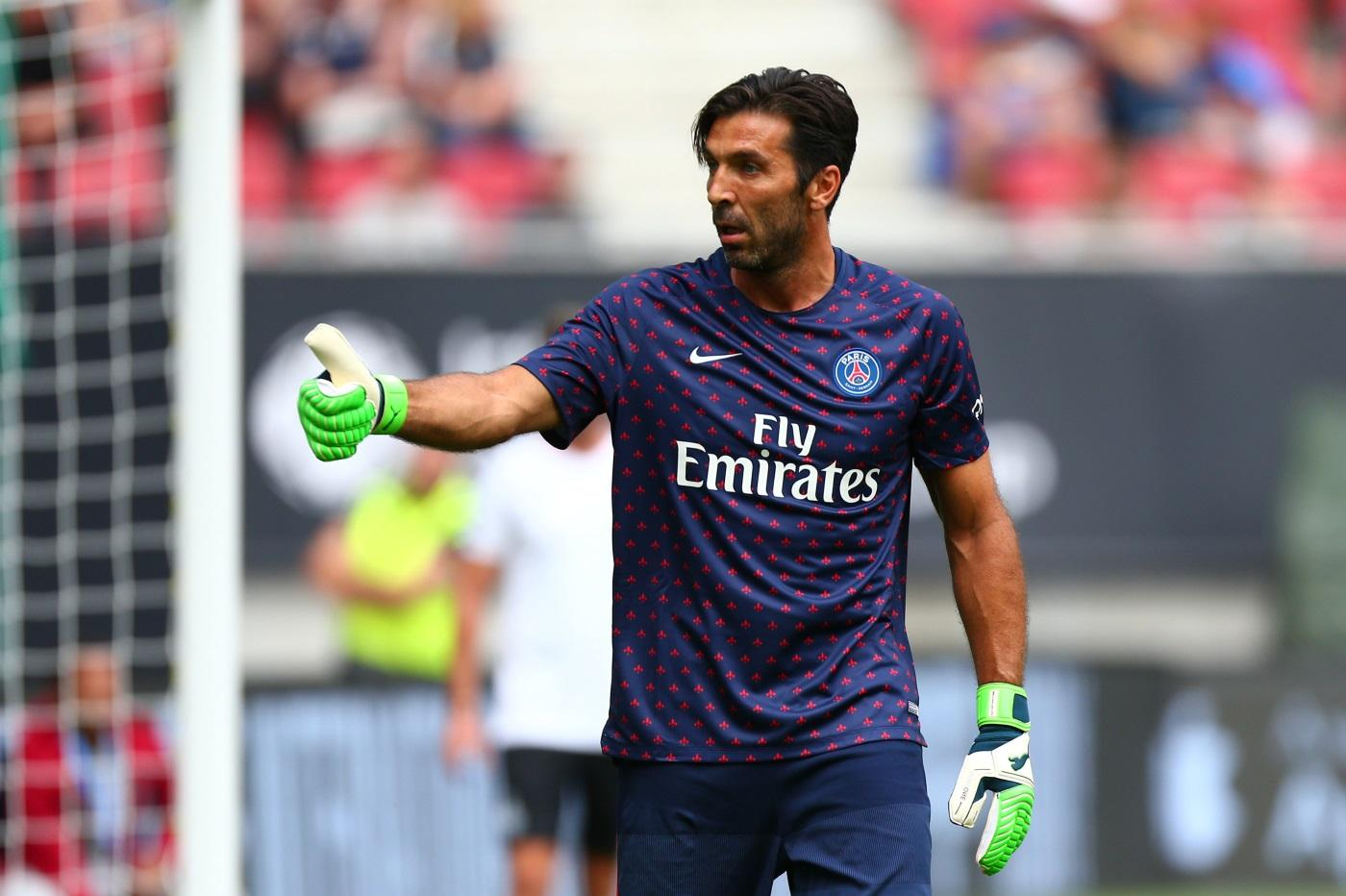 PSG Ready To Offload Buffon