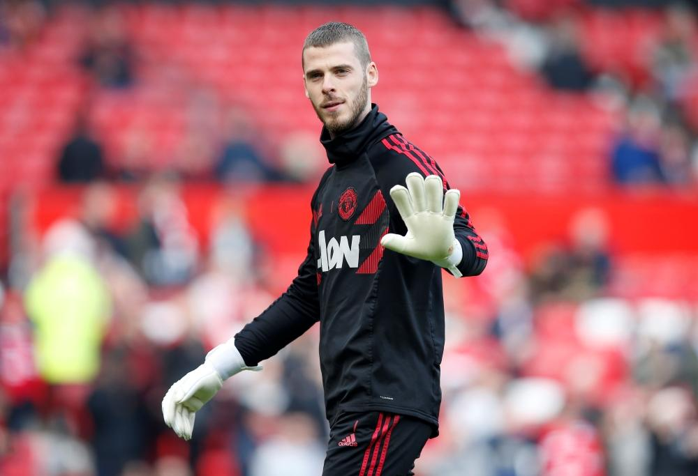 PSG Ready To Splash Cash Nn De Gea
