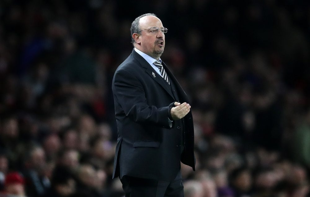 Benitez digs at underachieving Cottagers