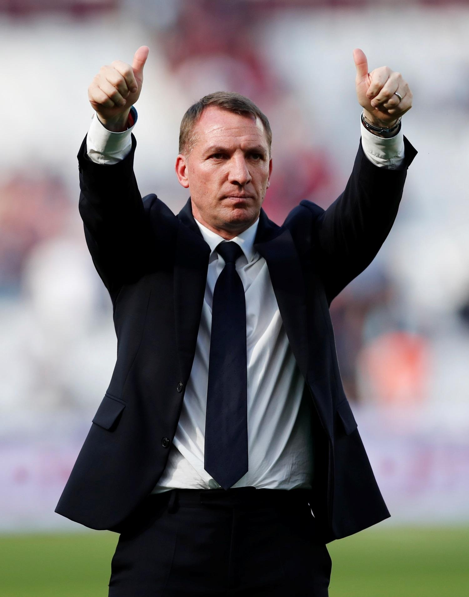 Rodgers Hails Top Two – Completesports