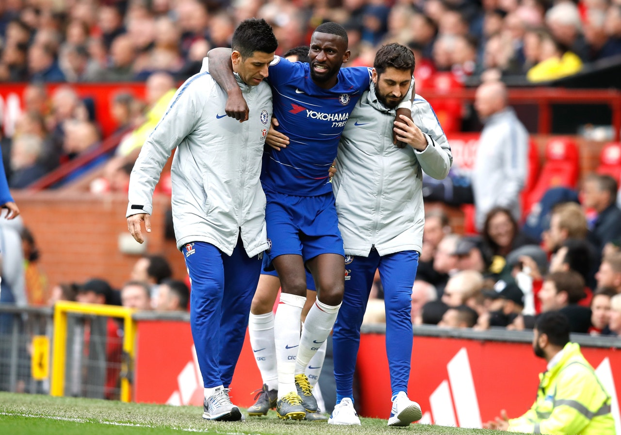 Rudiger To Miss Conclusion Of Chelsea Campaign
