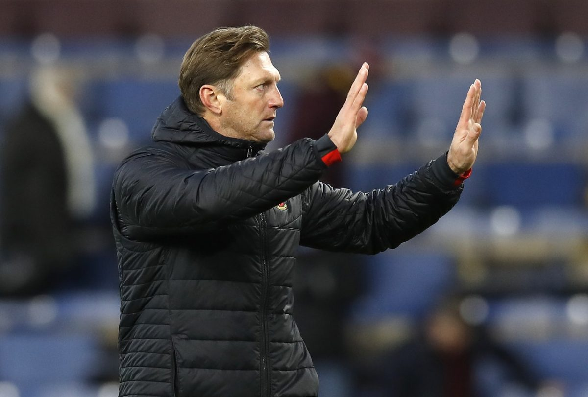 Saints Chief Wary Of Wolves' Threat
