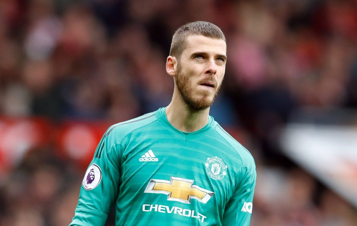 Solskjaer backs De Gea