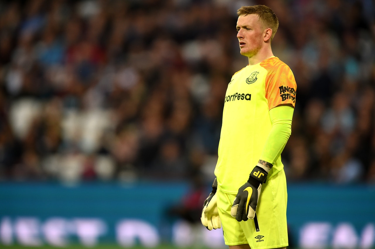 Everton Launch Pickford Investigation