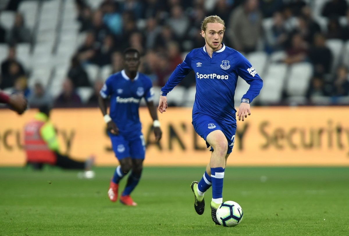 Toffees Secure Davies Future