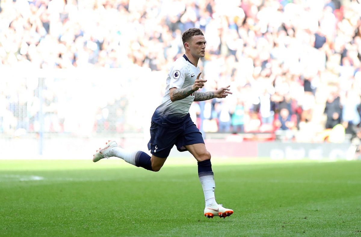 Trippier Unhappy With His Form