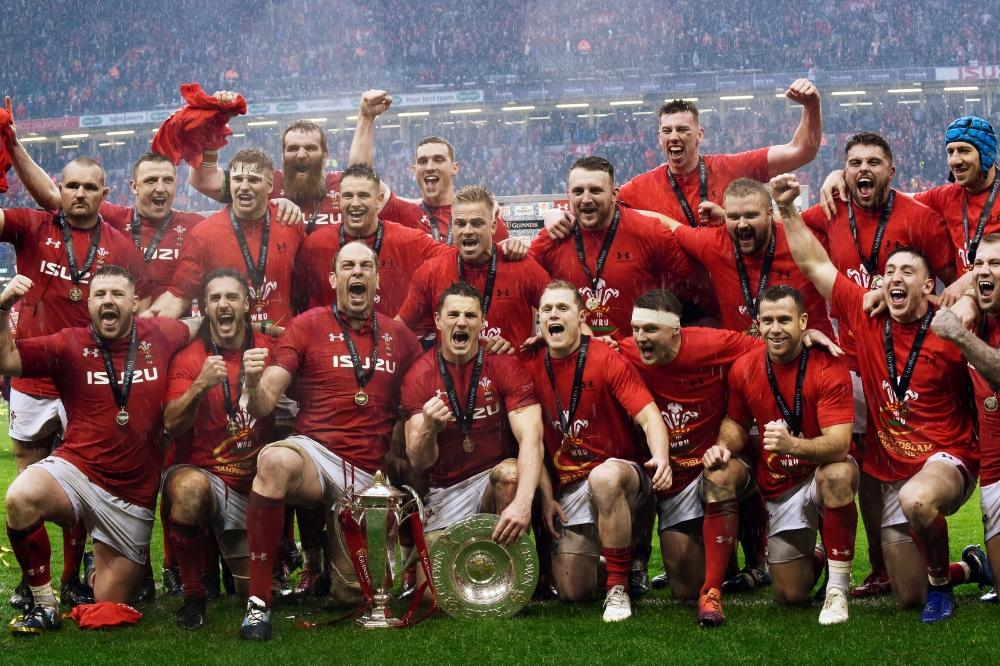 Uncapped Duo Join Wales' Grand Slam Winners