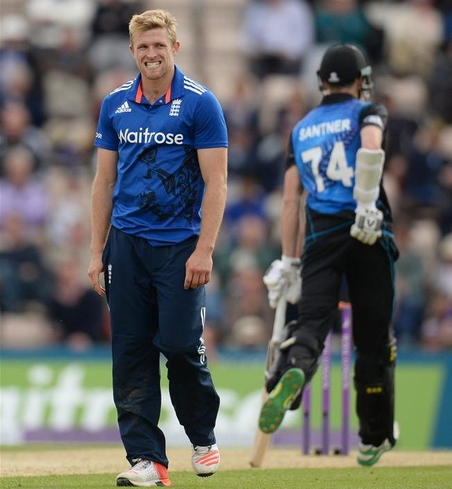 Willey Staying Calm