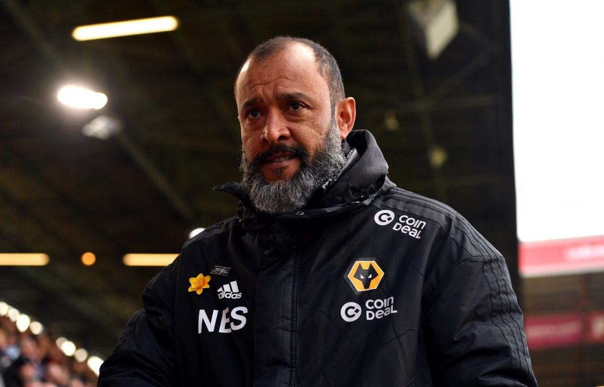 Wolves Chief Praises Fans