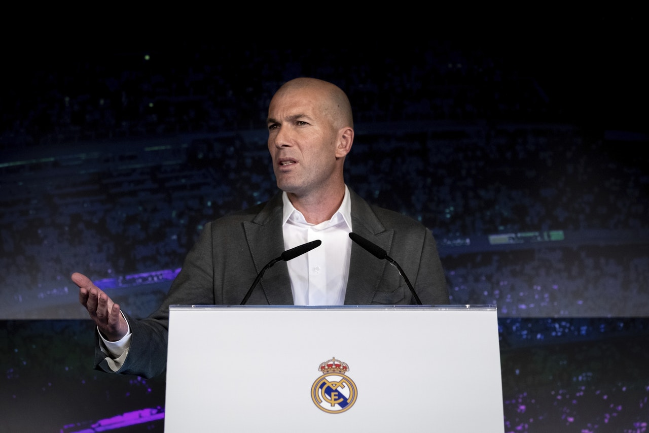 Zidane Explains Keeper Decision