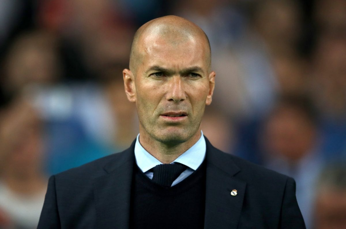 Zidane Eyeing Attacking Reinforcements