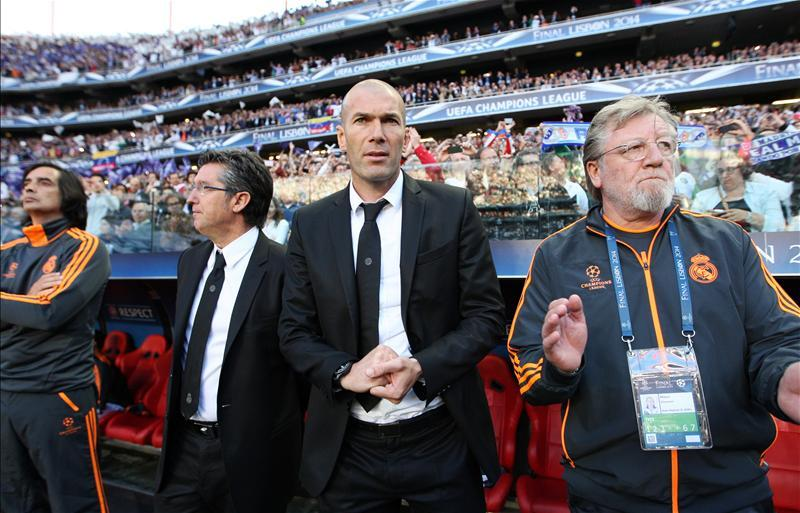 Zidane Won't Have Sole Responsibility On Transfers