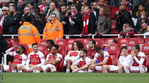 Emery Shifts Focus To Europa League After Missing Out On EPL  Top 4