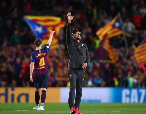 Klopp: Liverpool Must Play Perfect To Beat Barcelona 4-0 At Anfield