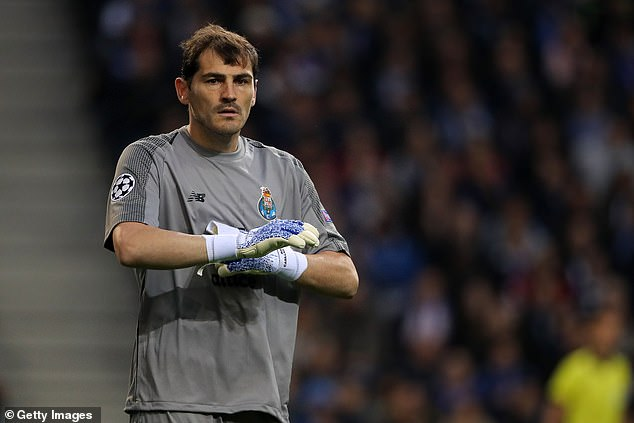 Casillas To Retire From Football After Heart Attack Scare