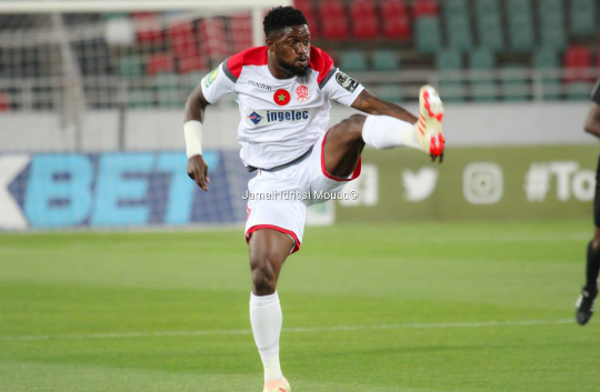 Proud Babatunde Happy To Score 10th Goal Of The Season