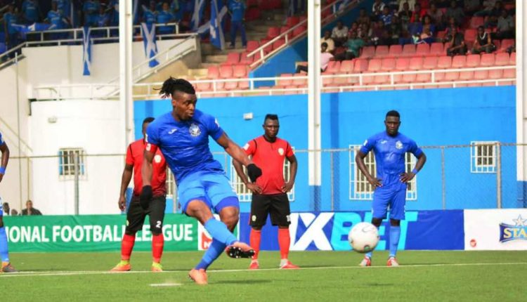 NPFL Play-off: Anaemena Targets Second League Title With Enyimba