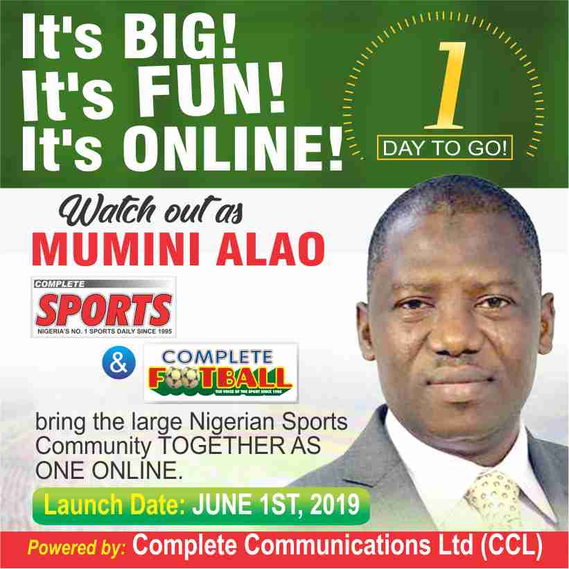 TOGETHER AS ONE!  –By Mumini Alao