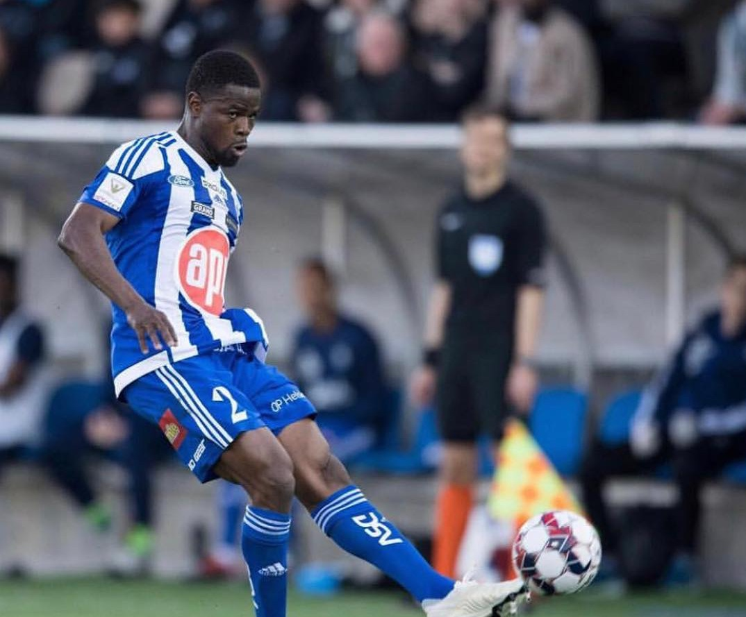 Echiejile: HJK Will Work Harder, Bounce Back From Last Defeat