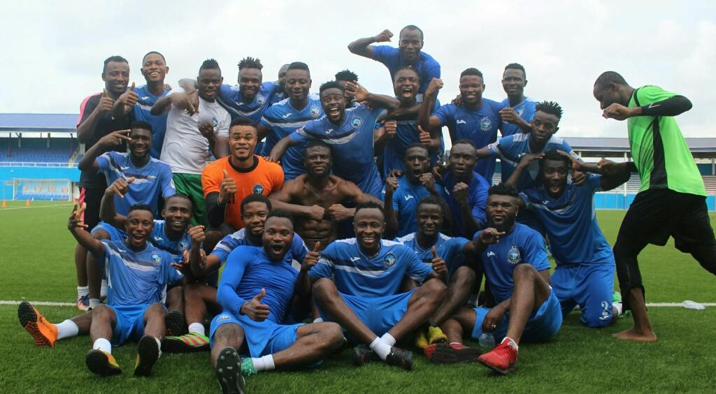 Enyimba Boosted By Returnee Injury-free Players Ahead Rangers Clash