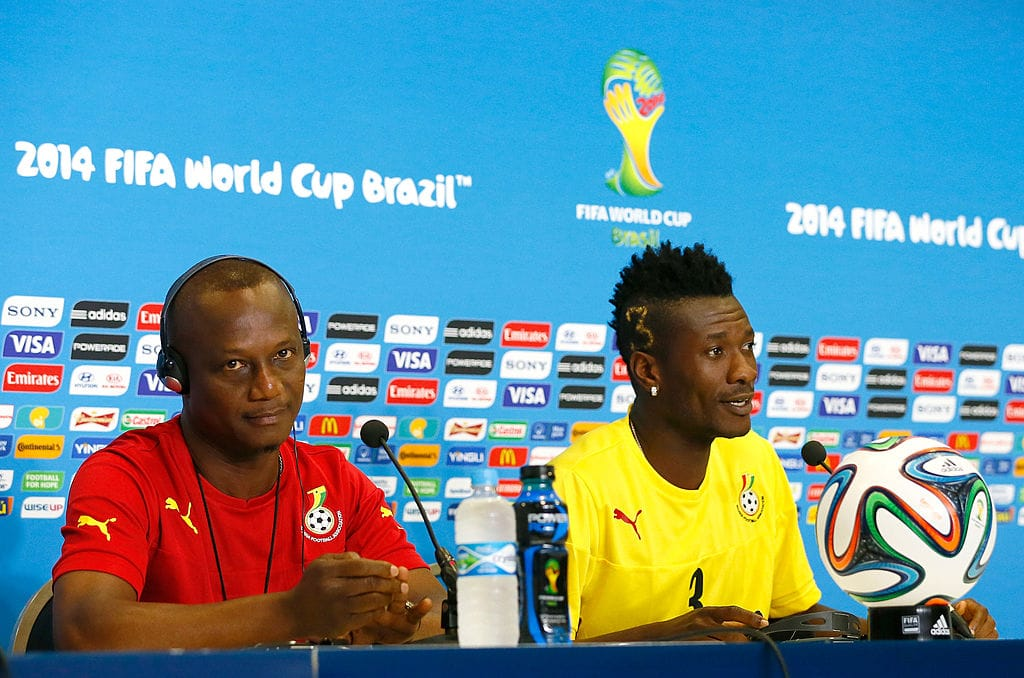 Gyan Postpones Int'l Retirement, Available For Ghana's AFCON 2019 Selection