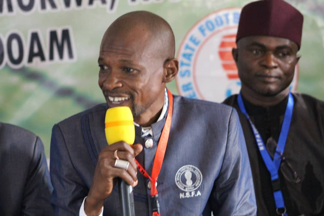 Fresh Re-elected Niger FA Chairman; Vows To Improve Youths Football