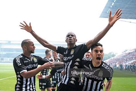 Osimhen Nets Goal No 20  For Charleroi In Away Defeat To Antwerp
