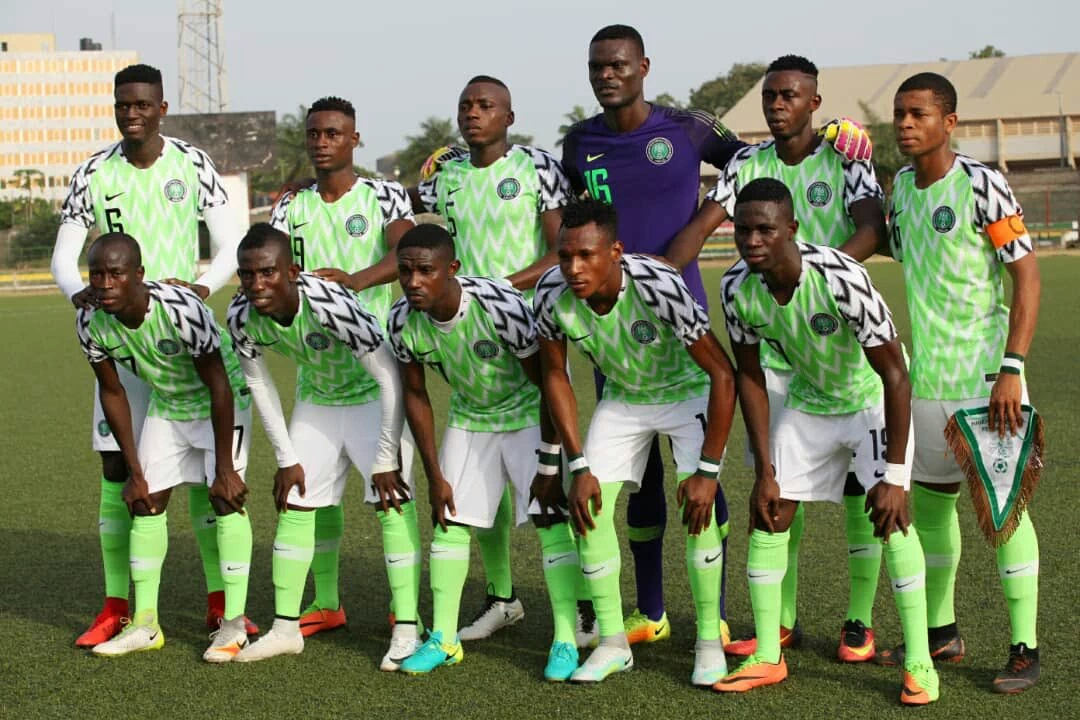 Flying Eagles Out Of The Championship