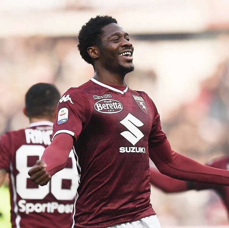 Aina Set For 29th Serie A Appearance For Torino  Vs Sassuolo