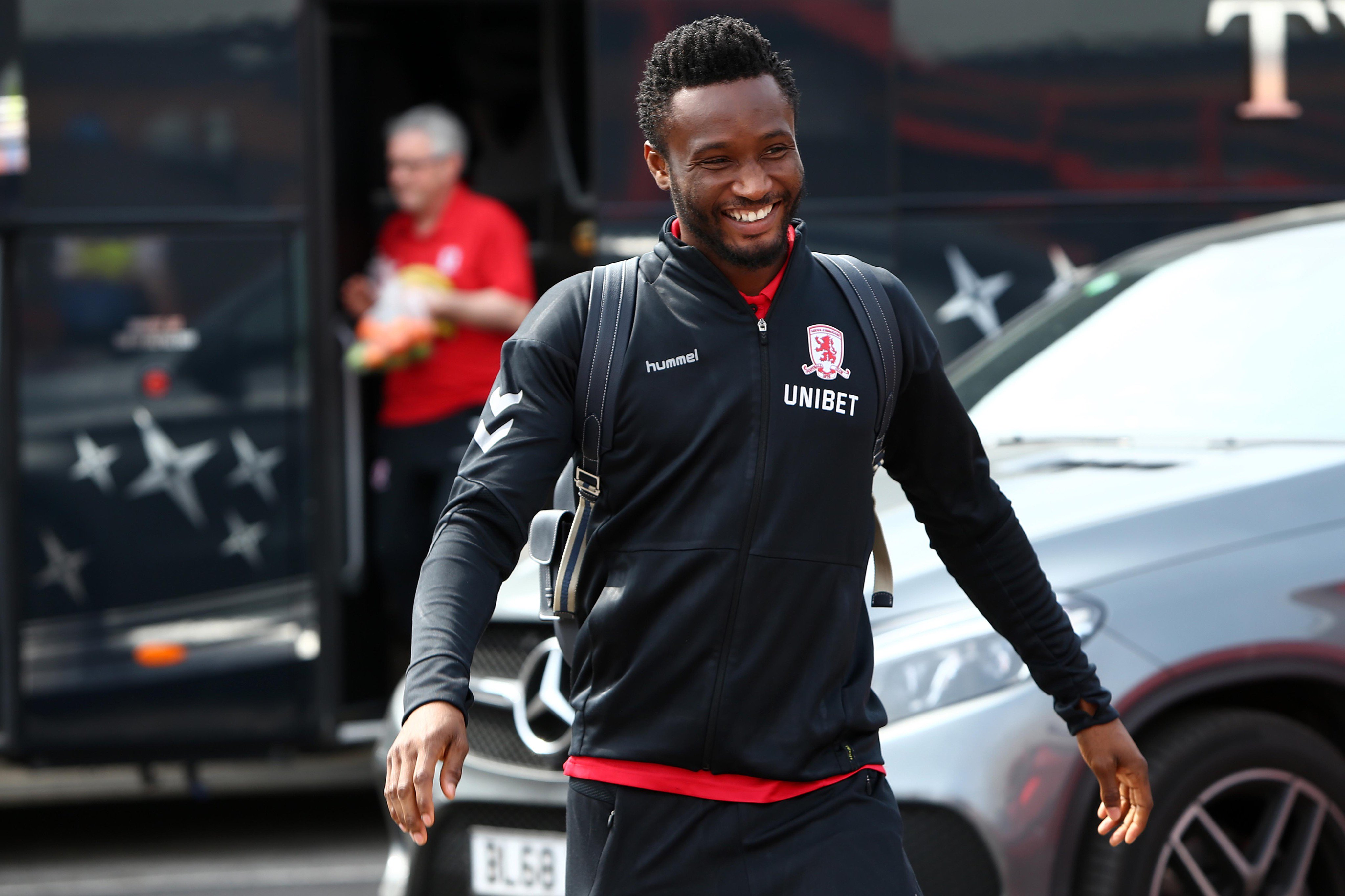 Mikel Ready To Rejoin Super Eagles For AFCON 2019