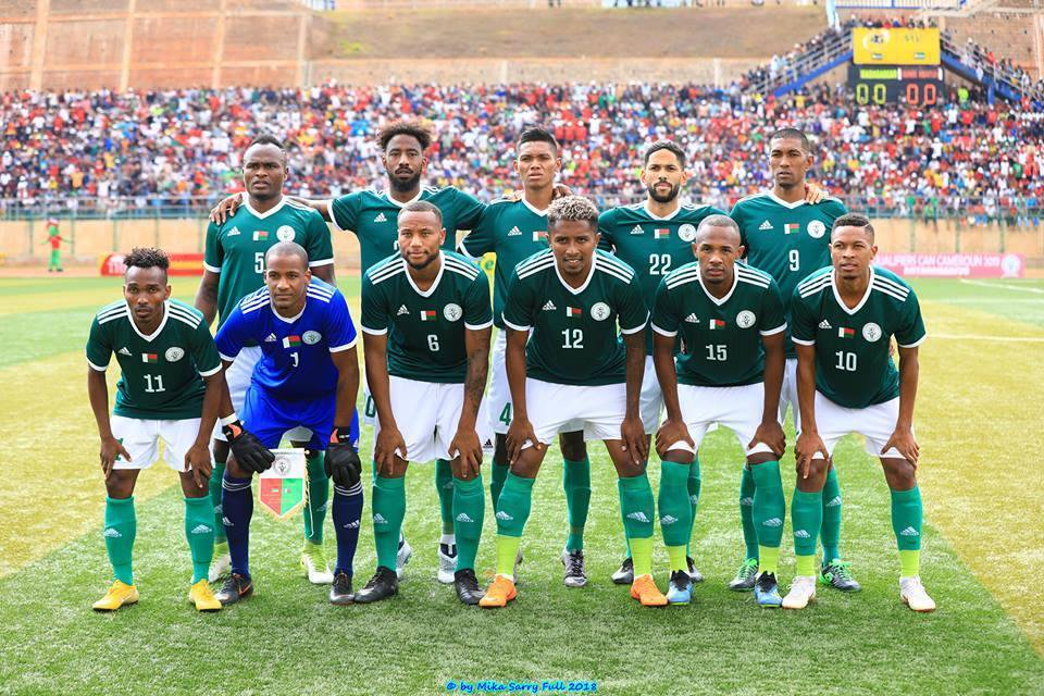 Eagles AFCON Group B Foes Madagascar Set  For Kenya Test After Draw Vs Luxembourg