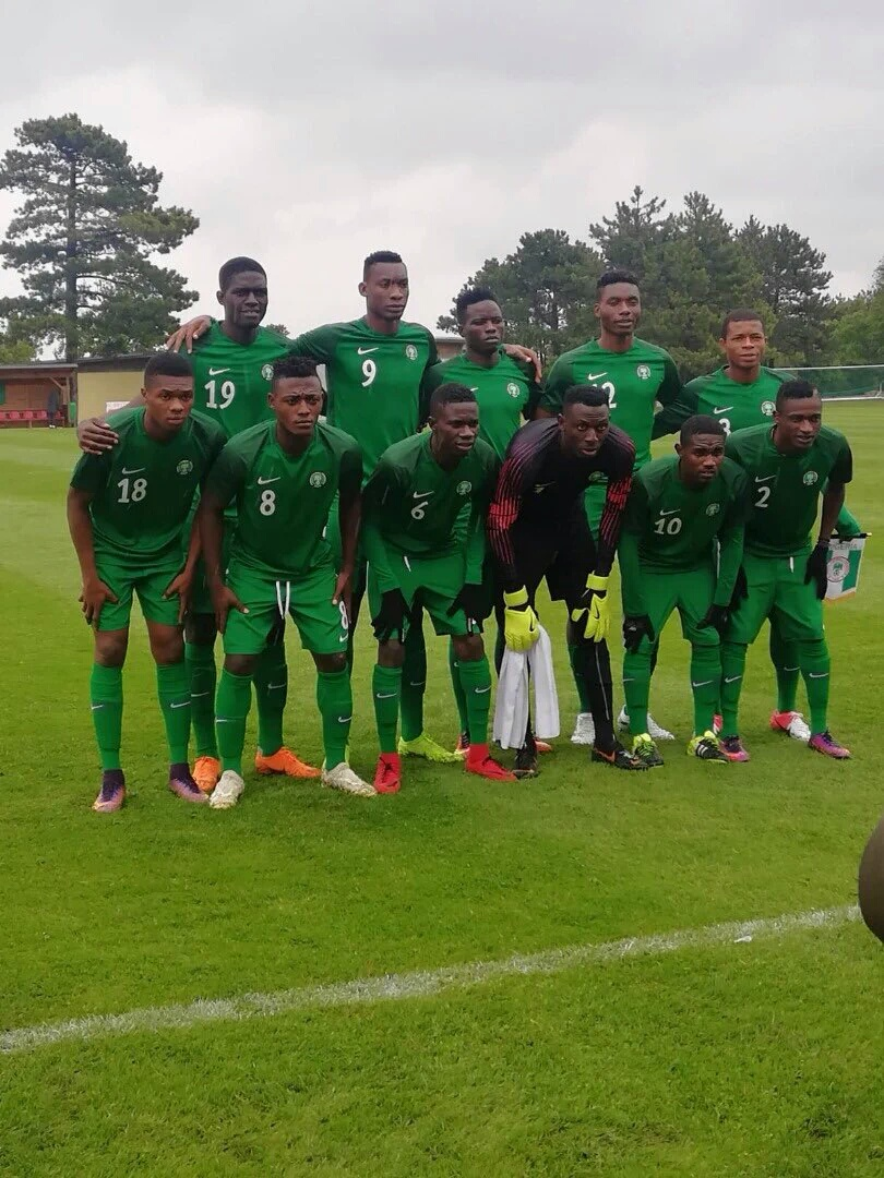 Flying Eagles Players Get Shirt Numbers ahead 2019 U-20  World Cup