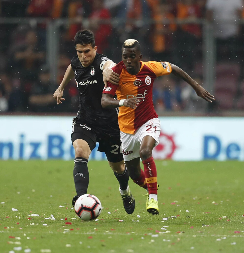 Onyekuru Eyes Turkish Double After Cup Win