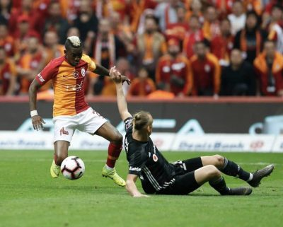 henry-onyekuru-galatasaray-besiktas-istanbul-derby-turkish-super-lig
