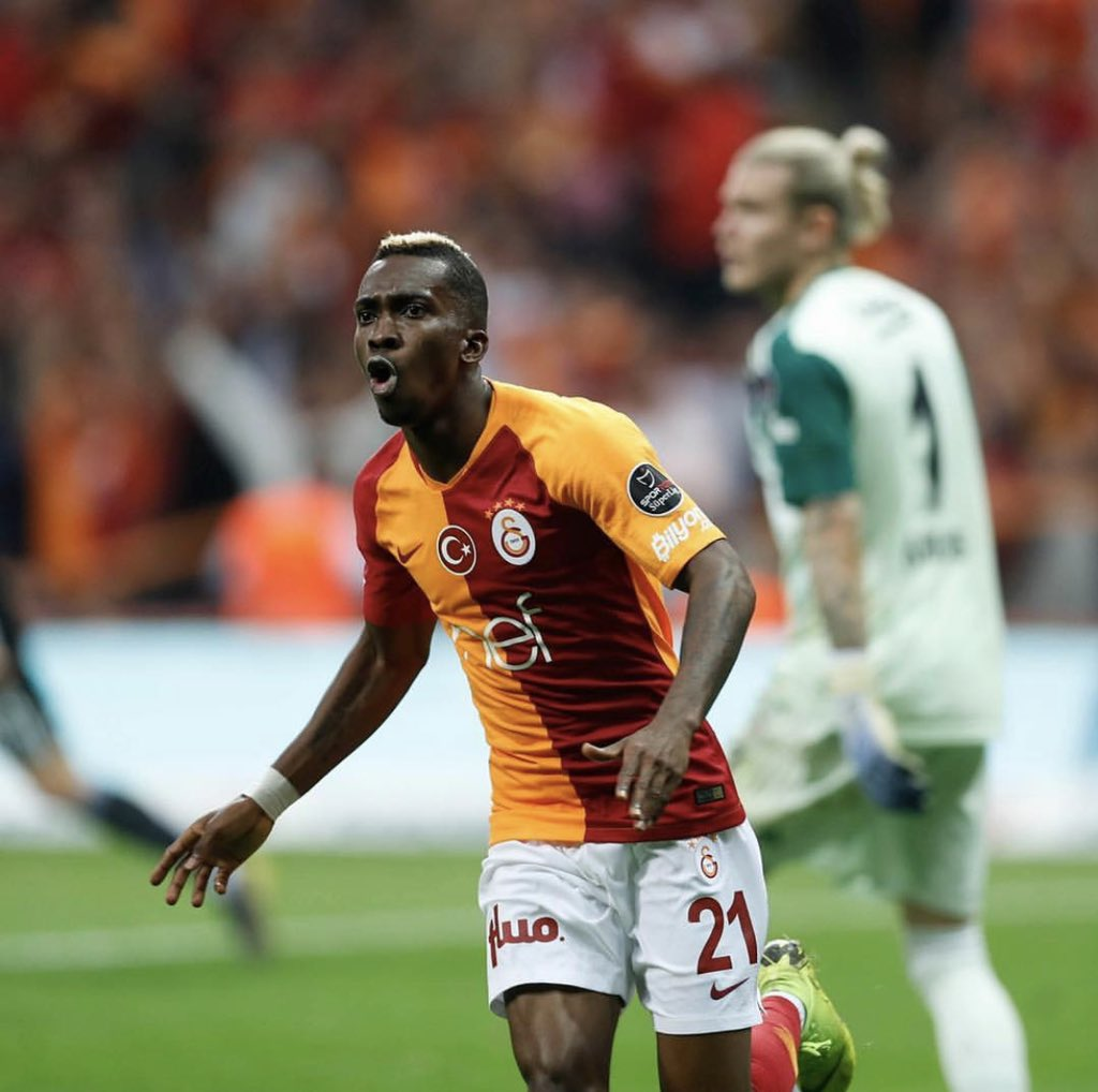 Onyekuru €15m Price Tag By  Everton Stalls Galatasaray's Permanent Deal Move