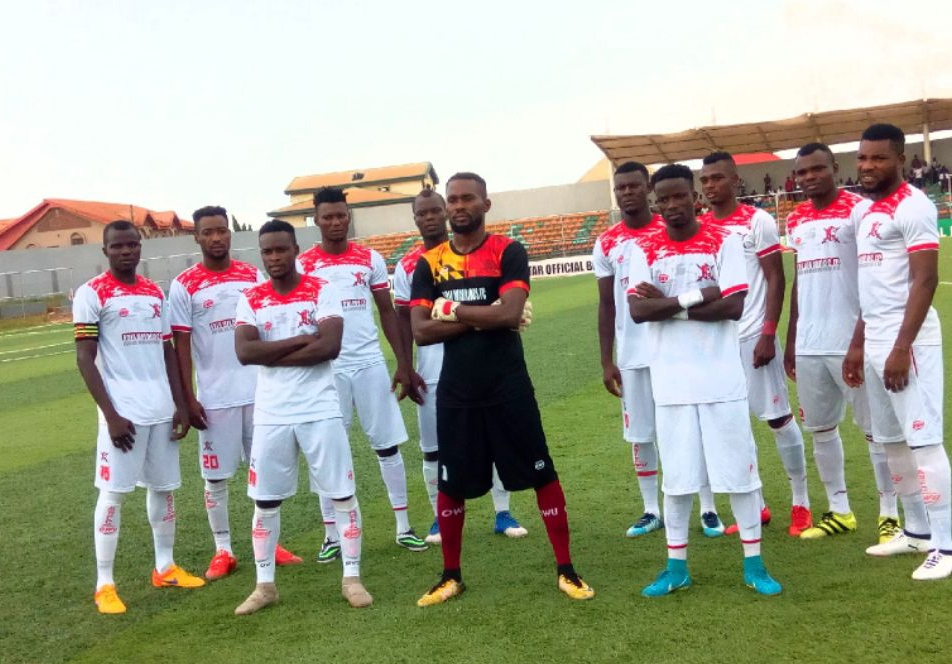 Abia Warriors Players,Supporters Beg Governor Ikpeazu To Reinstate Sacked Management Team