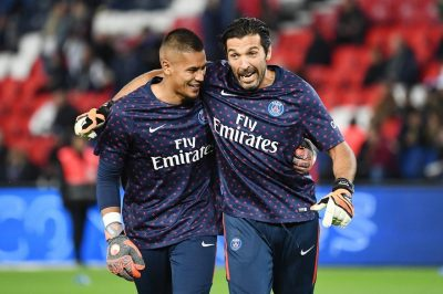 gianluigi-buffon-psg-ligue-1-thomas-tuchel-paris-saint-germain
